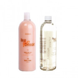 Hair Go Straight COCO kit Lissage brésilien 1 litre