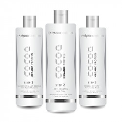 COCOA ORGANIC Lissage Taninoplastie kit 3x100ml