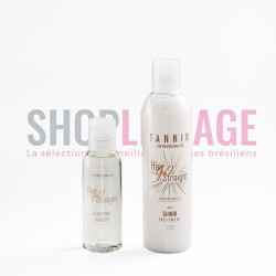 Hair Go Straight TANNIN Kit Lissage brésilien 250ml