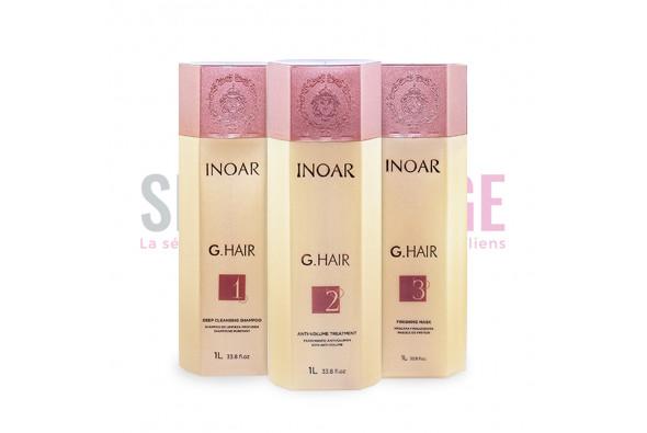 INOAR G Hair kit lissage brésilien 3x1 L