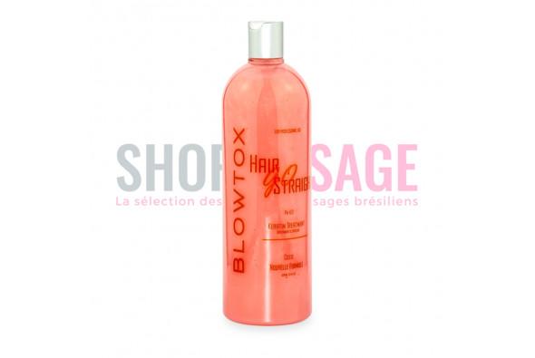Hair Go Straight BLOWTOX Lissage brésilien 1 litre