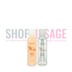 Hair Go Straight COCO kit lissage brésilien 100ml