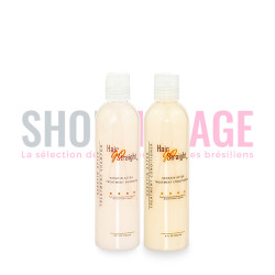 Hair Go Straight Shampoing et conditionner duo 236ml