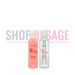 Hair Go Straight BLOWTOX Kit Lissage brésilien 100ml