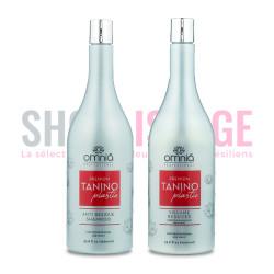 OMNIA Tanino Premium Lissage taninoplastie 2x1 L