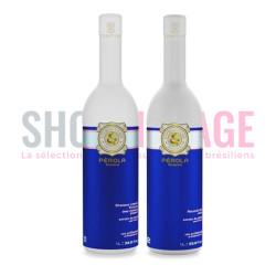 ETERNITY LISS Perola Lissage brésilien kit 2x1 litre
