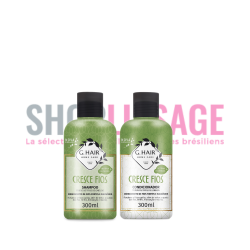 CRESCE FIOS  Shampoing + Conditionner 2X300ml