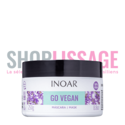 INOAR GO VEGAN Anti-frizz Masque 250gr