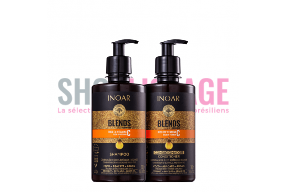 INOAR BLENDS Duo 2X300ml